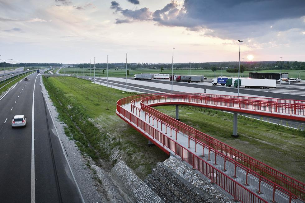 Autostrady - architektura dużych prędkości