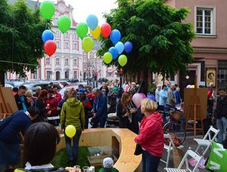 Park(ing) Day w Poznaniu