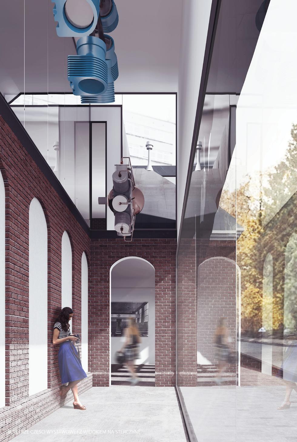 Projekt przebudowy budynku Hydromechaniki Politechniki Gdańskiej