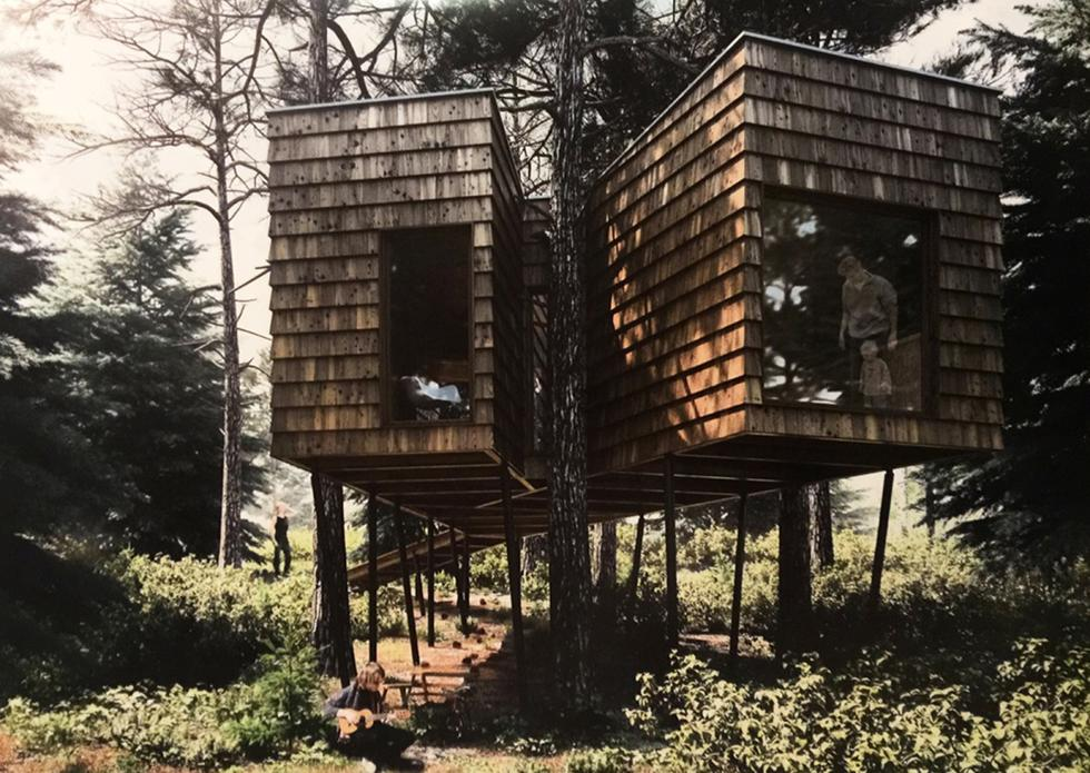6 projektów domów letniskowych dla szwajcarskiej Jury