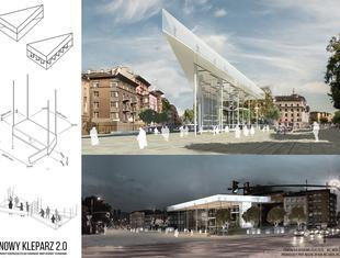 Nowy Kleparz 2.0. Projekt dyplomowy wyróżniony w polsko-niemieckim konkursie