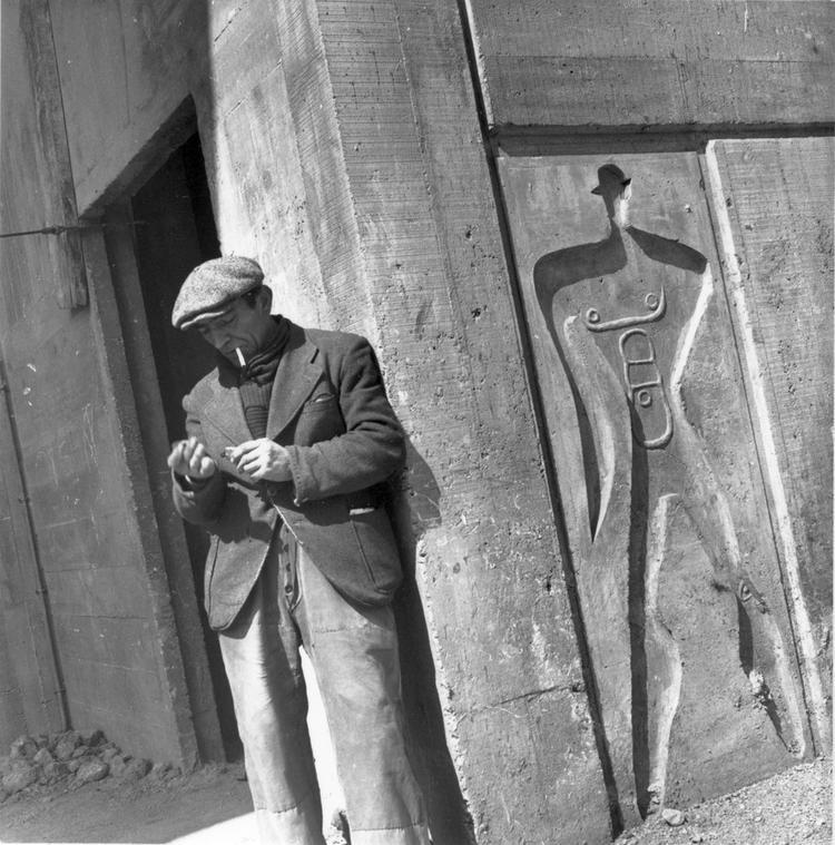 Le Corbusier - retrospektywa w Centre Pompidou