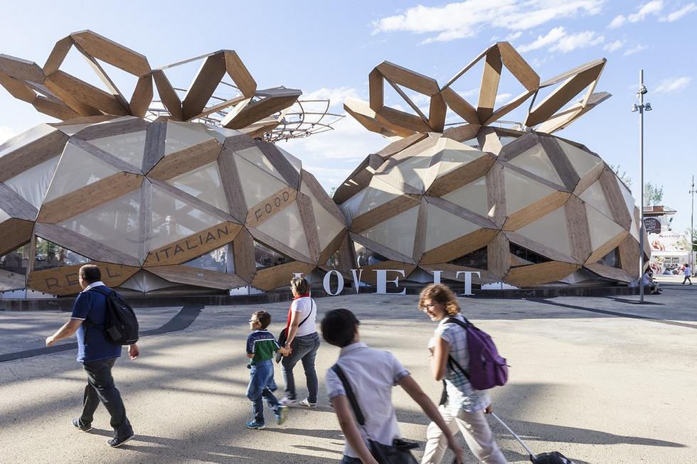 Najciekawsze pawilony na Expo 2015 w Mediolanie - część II