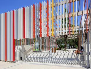 Renowacja i rozbudowa szkoły we Francji