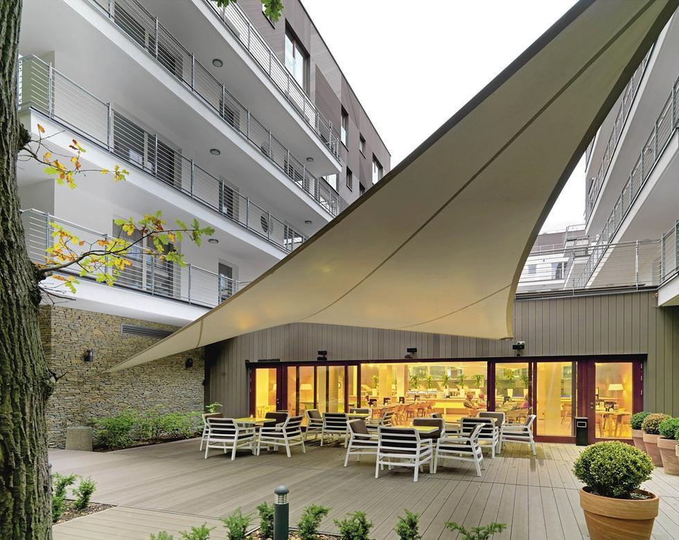 Hotel GOLDEN TULIP w Międzyzdrojach