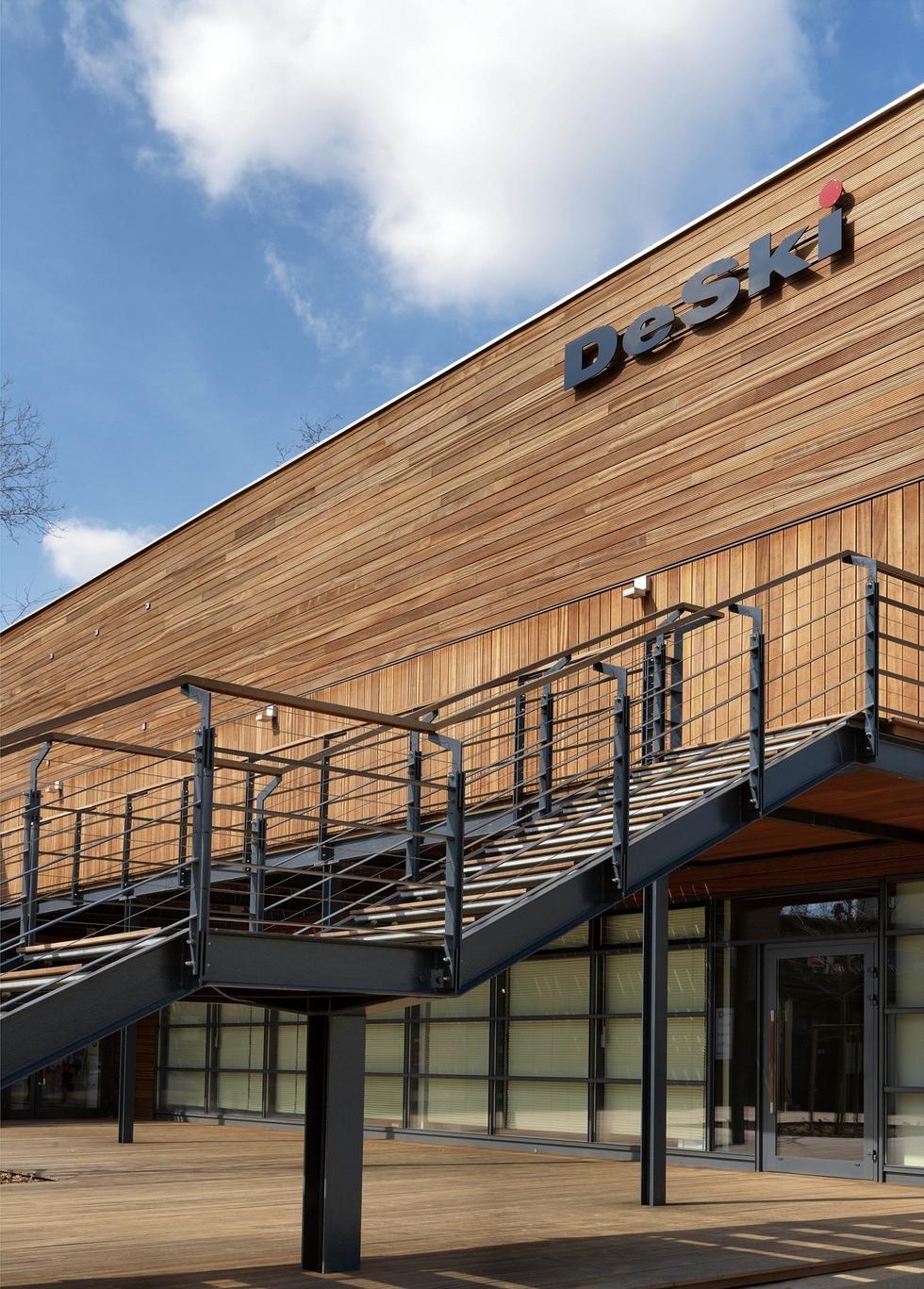 Klub Sportowy Deski w Warszawie