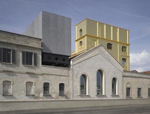 Harmonia przeciwieństw. Fondazione Prada projektu OMA