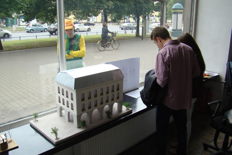 Pomóż zmienić się Śródmieściu - wystawa pokonkursowa