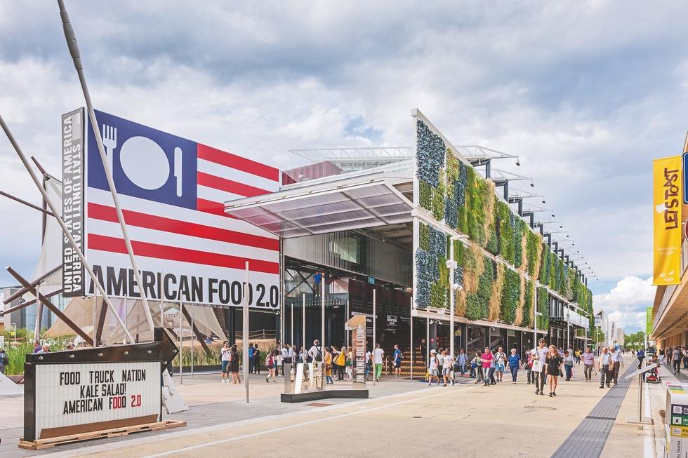 Expo 2015 – architektura globalnej uczty
