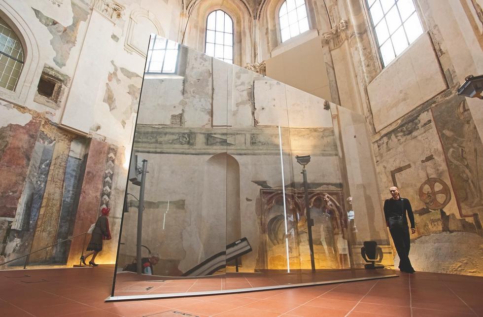 Niewidzialne scenografie praskiego quadriennale