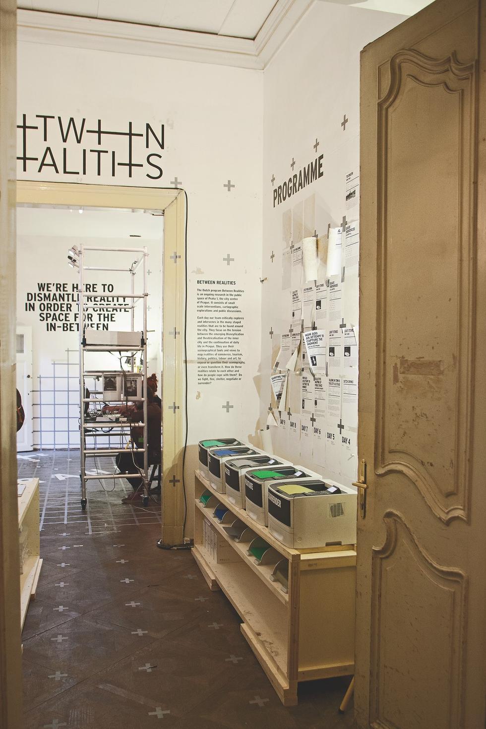 Wystawa holenderska - nagroda za koncepcję