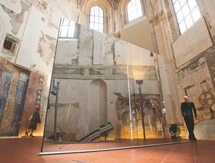 Wystawa słowacka - nagroda za architekturę