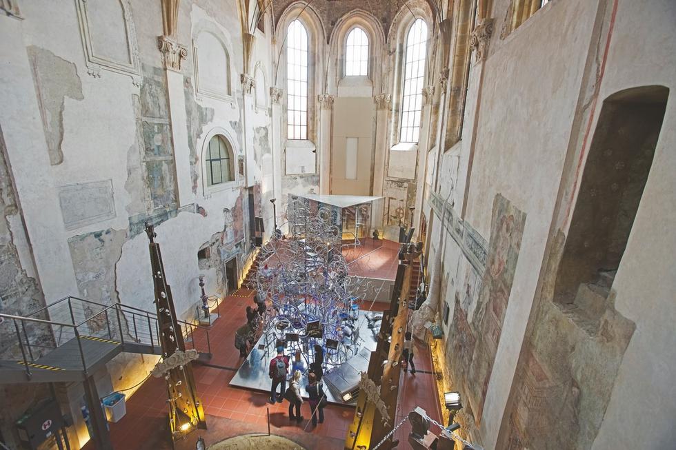 Wystawa słowacka- nagroda za architekturę