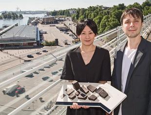 Guggenheim w Helsinkach