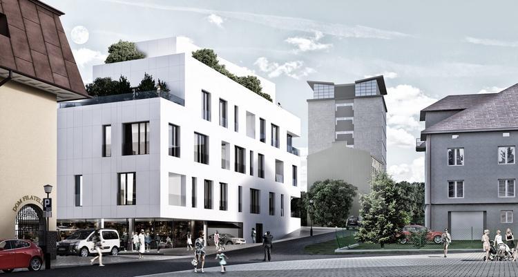 Apartamentowiec w Rzeszowie
