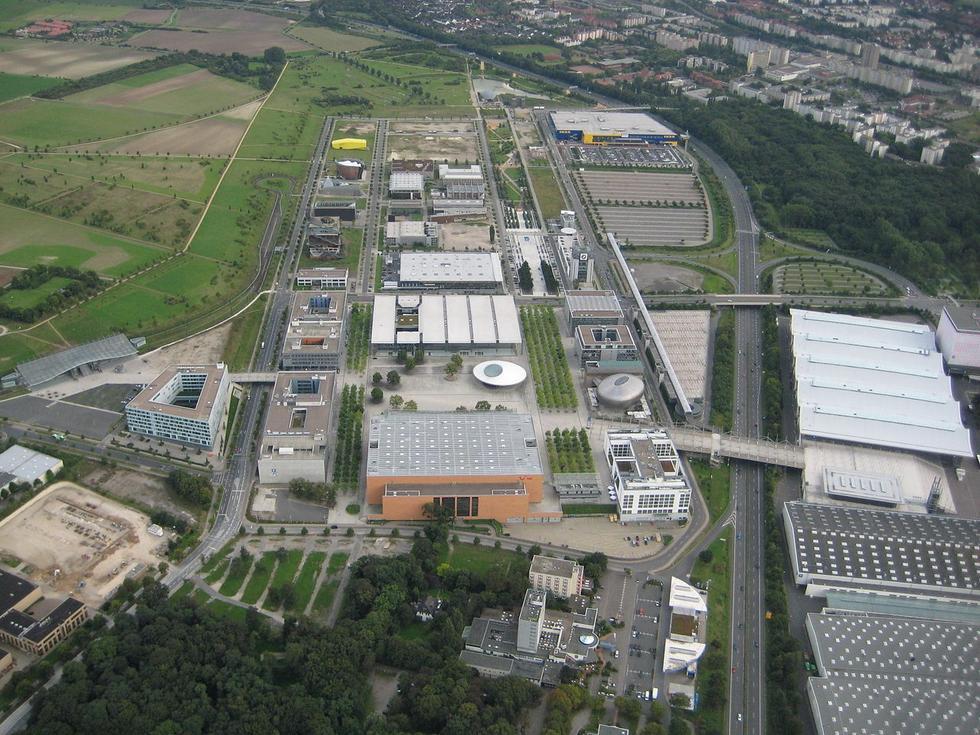 Expo 2000, Hanower