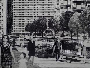 Radical Modern - urbanistyka i architektura lat 60-tych w Berlinie