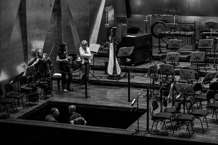 Filharmonia w Szczecinie, wystawa Kulisy inauguracji 5