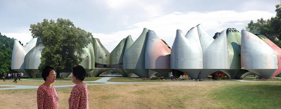 Wyniki konkursu na projekt Muzeum Bauhausu w Dessau