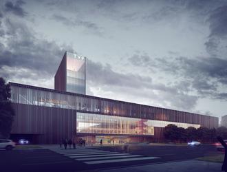 Wyniki konkursu na projekt nowego budynku TVP w Warszawie