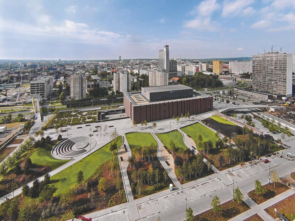 Najlepiej zagospodarowana przestrzeń Polski