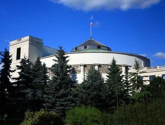Kompleks budynków Sejmu RP [HISTORIA]