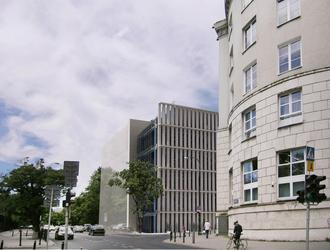 Nowy budynek komisji sejmowych w Warszawie