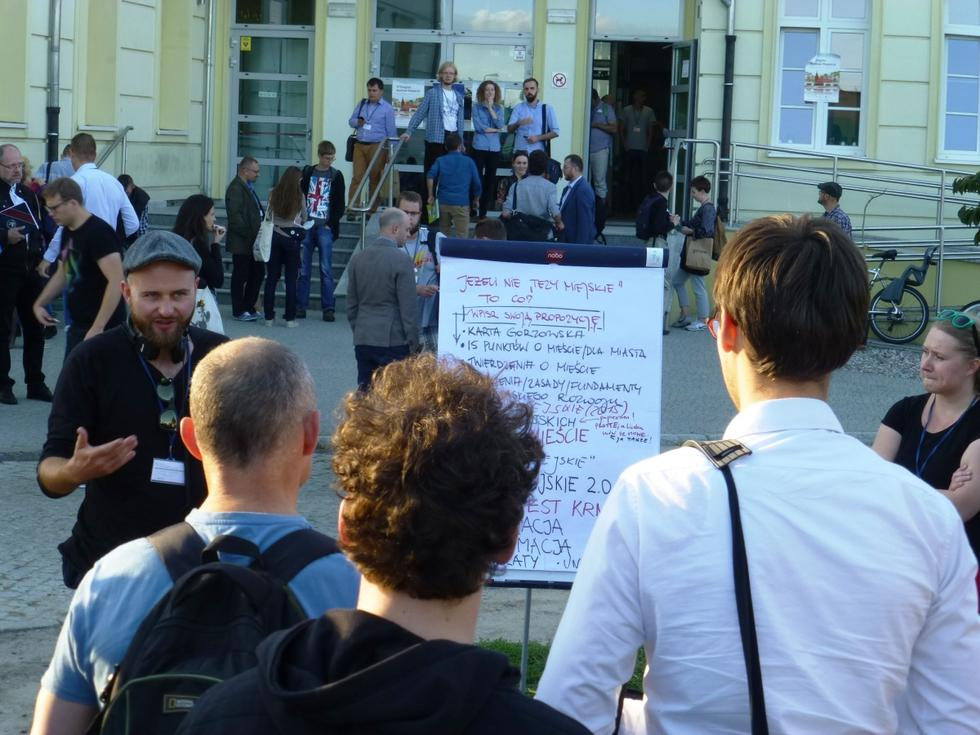 IV Kongres Ruchów Miejskich w Gorzowie
