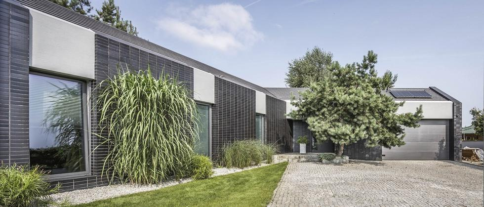 Dom y-house w Pabianicach