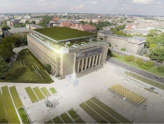 Wyniki konkursu na przebudowę gmachu Muzeum Narodowego w Krakowie