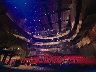 Teatr w budowie