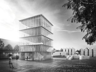 Nowa siedziba Archiwum Bauhausu i Muzeum Projektowania w Berlinie