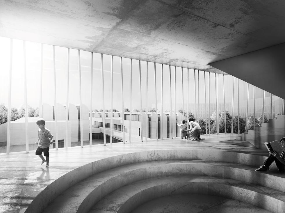 Nowa siedziba Bauhaus Archiv w Berlinie