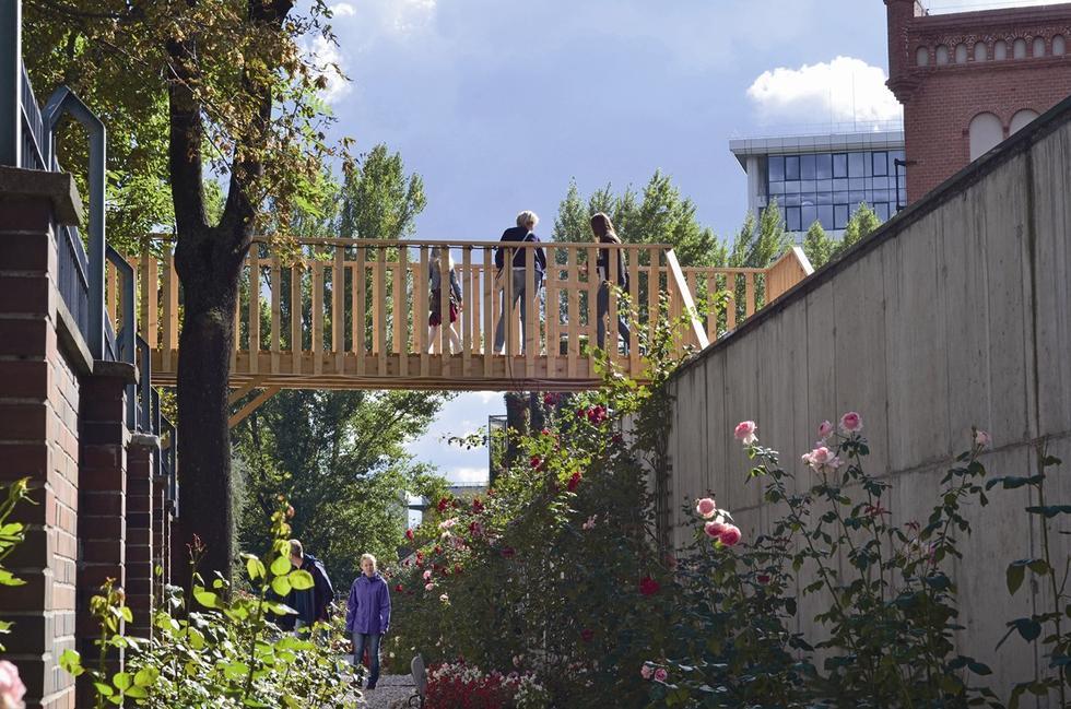 Pawilon Pokój na Lato w Warszawie