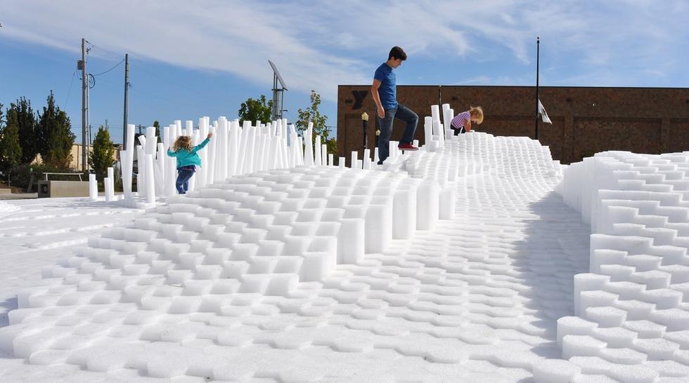 Makaronowy plac zabaw – celebrowanie rocznic po amerykańsku