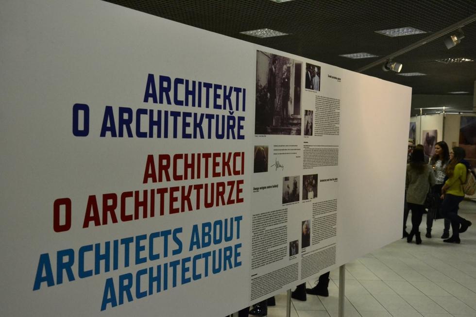 Architekci świata o architekturze