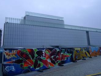 """Upadek """"muru lubelskiego"""". Budowa Centrum Spotkania Kultur na ukończeniu"""