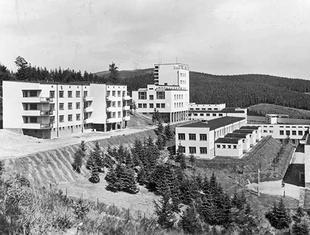Sanatorium w Istebnej