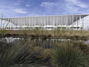 Stadion w Bordeaux