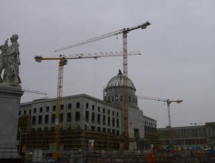 Rekonstrukcja Zamku Miejskiego w Berlinie