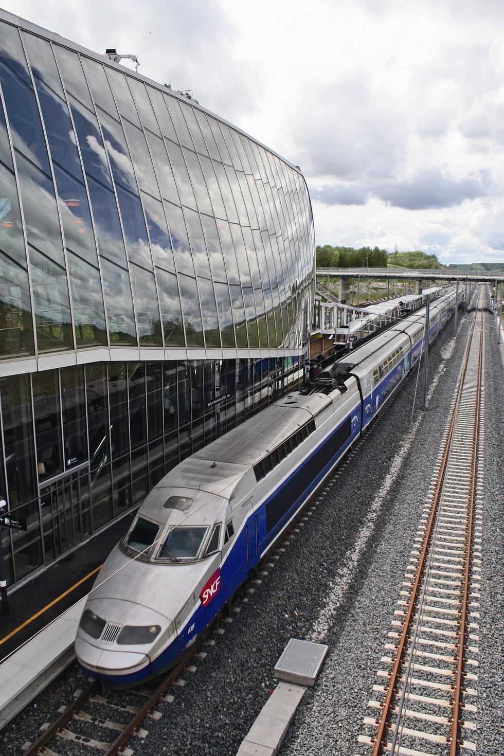 Innowacyjne dworce kolejowe