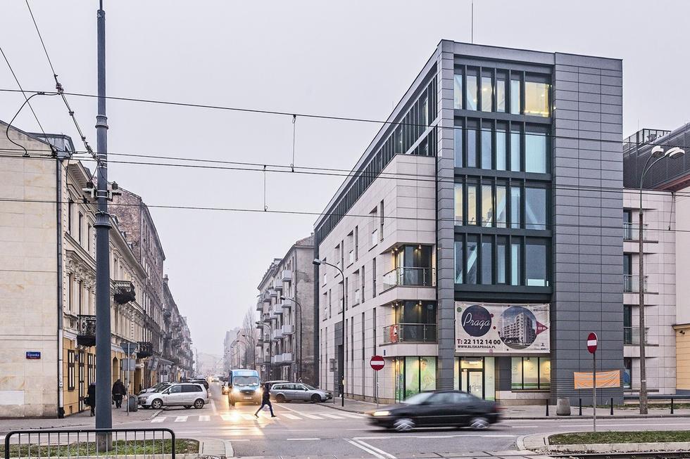Trzy dzielnice, trzy rewitalizacje - Warszawa