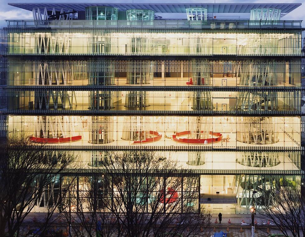 Japoński gwiazdozbiór: Toyo Ito, SANAA i inni