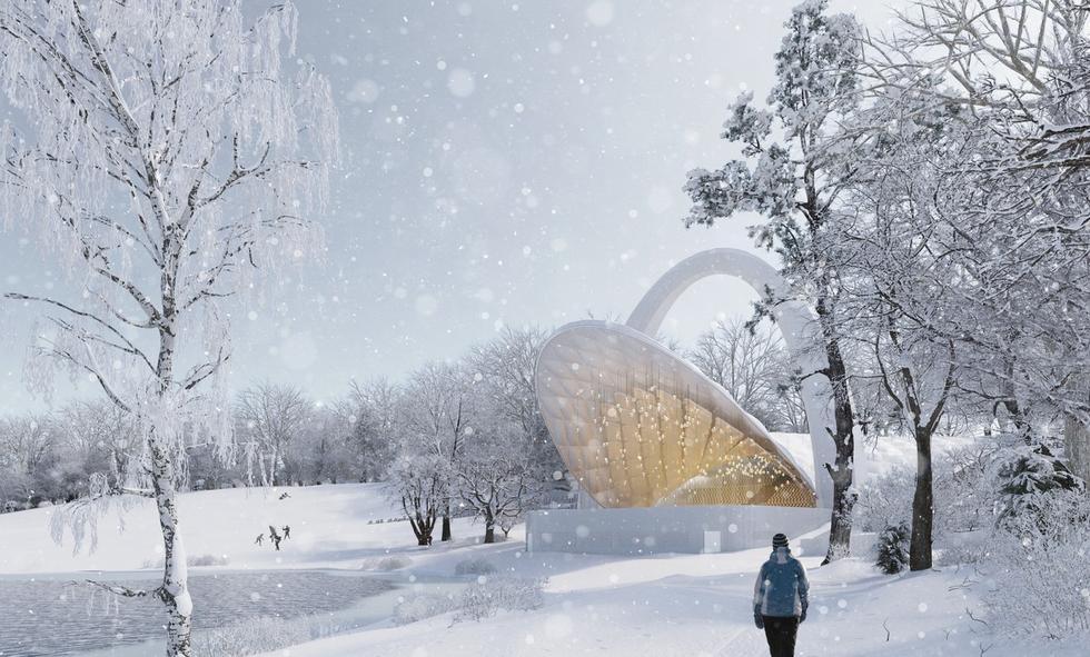 Przebudowa Teatru Letniego w Szczecinie