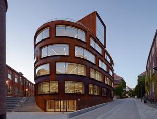 Szkoła Architektury w Sztokholmie