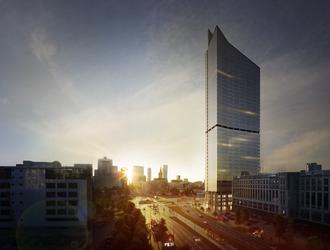Skyliner - nowy wieżowiec na warszawskiej Woli