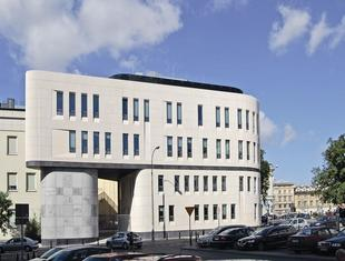 Rozbudowa Warszawskiego Szpitala dla Dzieci