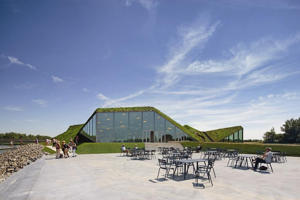 Muzeum Biesbosch w Holandii