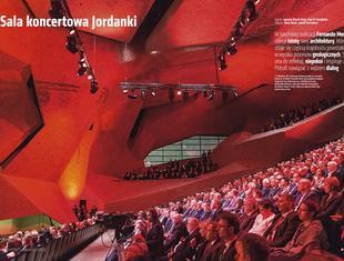 Między tradycją i nowoczesnością – o projekcie CKK Jordanki w Toruniu Fernando Menis
