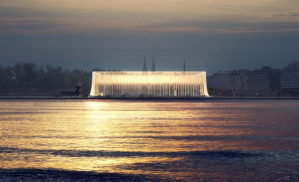 BIG zaprojektuje pawilon Serpentine Gallery 2016